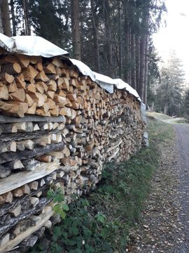 Holz - Brennholz Weich