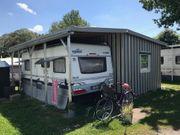 Wohnwagen Fendt Saphir 540 mit