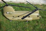 Hirobo CH-47 Chinook elektro ca