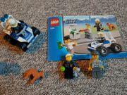 Lego 7279 City Polizei komplett