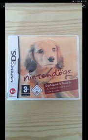 Nintendo DS Spiel - Nintendogs