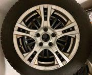 Leichtmetall Winterreifen Dunlop 205 60