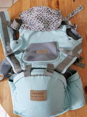 9in1 ergonomische Baby- Kindertrage von