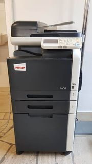 Drucker und Fax Develop ineo