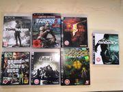 PS3 Spielepaket GTA IV Farcry