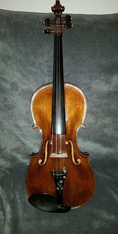 Alte Geige Franz Antoni Stoss