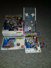Lego 3850 Meteor Strike komplett