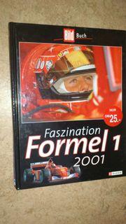 Buch Faszination Formel 1 - 2001
