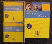 Spanisch - Praktischer Sprachlehrgang - Sprachkurs Langenscheidt