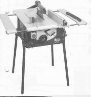 Tischkreissäge MATRIX TST 1500-250 1500W