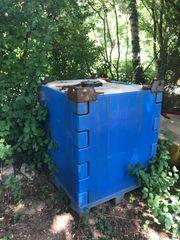 Wasserfass Container IBC