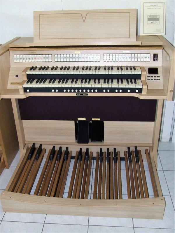 Viscount Sakral Orgel Unico CLV