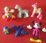 Figuren und Spielzeug komplett Versand
