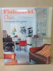 Buch Flohmarkt Chic neu original