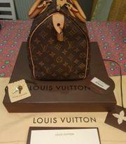 Authentische Louis Vuitton Handtasche