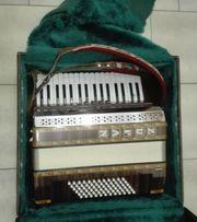 Zupan Alpe III 72 Harmonika