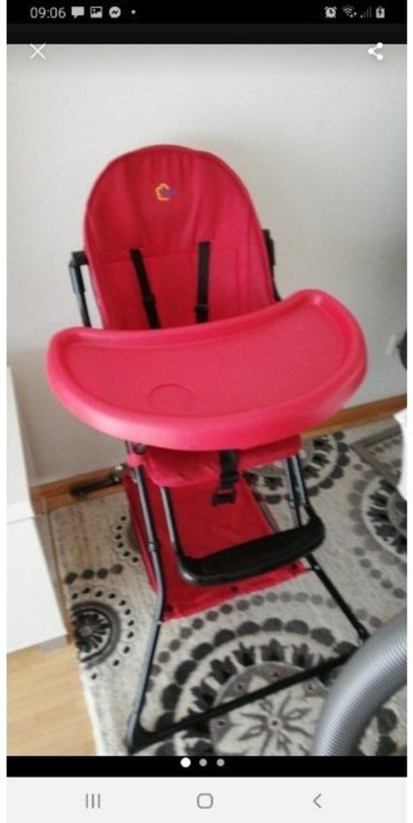 Hochstuhl Kindersitz Esstisch Essstuhl