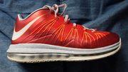 Neuwertige Nike Air Max Lebron