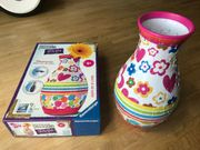 Ravensburger 3D Puzzle Vase Girly