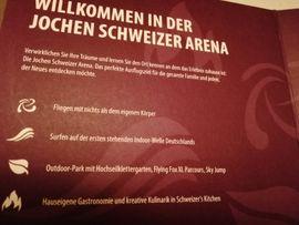 Tickets / Eintrittskarten - 100 EUR-Erlebnis-Gutschein für Jochen Schweizer
