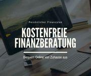 Kostenfreie Finanzberatung