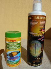 Aquarien - Wasserzubereitung