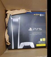PlayStation 5 Digital Edition Neu