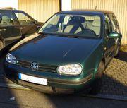 VW Golf IV 1 6l