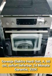 Gorenje Elektro Herd-Set A 60cm
