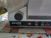 Filmprojektor Videokamera