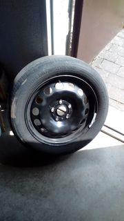 Reifen - Stahlfelgen