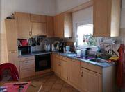 Küche in Ahorn in L-