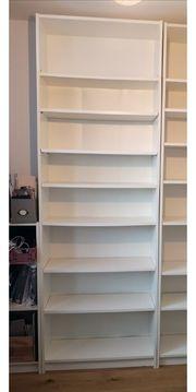 Ikea Billy Bücherregale 2x - auch