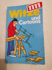 Witze und Cartoons Buch