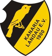 Große Vogelschau in Landau vom