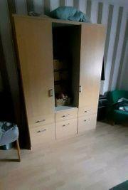 Kleiderschrank Schrank Schlafzimmer