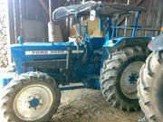 Traktor Ford 4000 Allrad mit