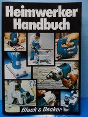 Black Decker Heimwerker Handbuch von
