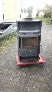 Kaminofen Holz Briketts 6KW