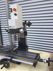 WABECO Fräsmaschine und Bohrmaschine F1210