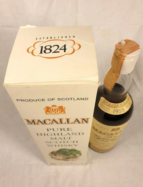 Macallan 15 Year 1955