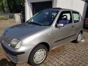 Winterfahrzeug Fiat Seicento