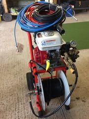 Ridgid KJ-2210 Wasserablauf-Spritzgerät - Abflussreinigungsmaschine