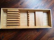 Messereinsatz Variera von Ikea aus