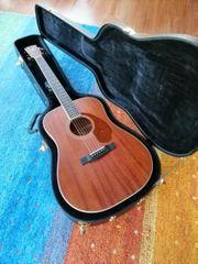 Fender Dreadnought Gitarre