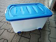 Transportbox aus PVC 50 x