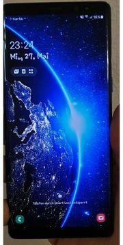 Samsung Note 8 blau -neuwertig