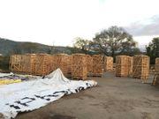 Wir verkaufen Brennholz trockenes Buche