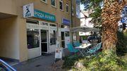 Pizzeria Restaurant-Lieferservice Heimservice abzugeben