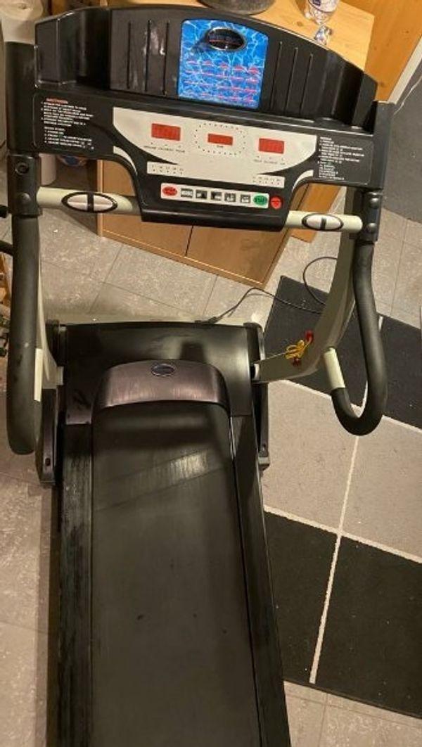 Laufband Maxxus Health TRAC 9200